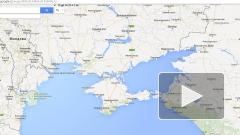 Google вернул Крыму нормальные названия населенных пунктов