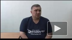 В сети появилось видео допроса одного из украинских диверсантов