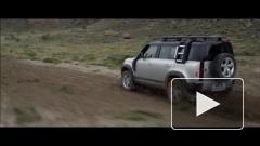 Land Rover объявил цены на новый внедорожник Defender в России