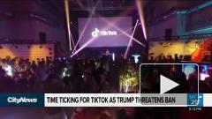 Трамп потребовал от владельцев TikTok продать приложение до 15 сентября