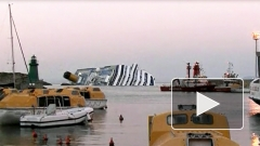 Катастрофа Costa Concordia: капитан задержан, пассажиры из России не пострадали