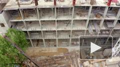 """В Северной столице продолжается строительство нового корпуса """"Госпиталя для ветеранов войн"""""""