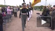 """""""Суворовский марш"""" на Марсовом поле"""