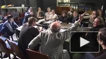 Со зрителем говорит БДТ. Петербург отметил День театра