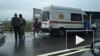 ДТП с экскурсионным автобусом на Краснофлотском шоссе: ...