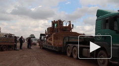 Сирийские боевики попытались атаковать российский патруль