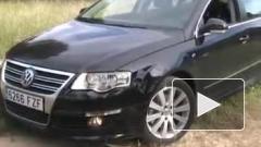 Volkswagen представил новый седан Passat R-line