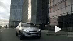 Peugeot представит конкурента Nissan Juke на базе модели HR1