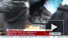 Иранские власти обвинили израильские спецслужбы в убийстве ученого-ядерщика Мустафы Ахмадирошана