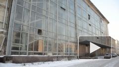 """Корпуса Института прикладной химии на месте будущей """"Набережной Европы"""" начали демонтировать"""