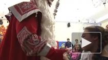 Петербургский визит Деда Мороза