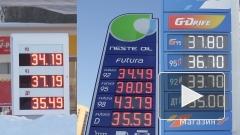 Цены и Акции на бензин в Санкт-Петербурге