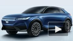 Honda представила концепт электрокроссовера для Китая