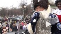 В гостях у Казачьего Деда Мороза