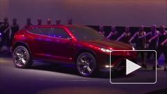 Лучшим на автосалоне в Пекине стал суперкроссовер Lamborghini Urus