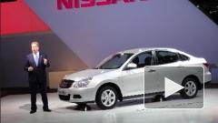 Nissan Almera российской сборки выйдет в продажу в январе