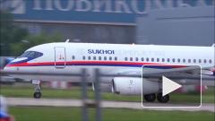 """""""ИрАэро"""" подала иск к производителю SSJ100 почти 2 млрд рублей"""