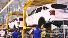 В России стартовали продажи нового кроссовера Kia Sorento
