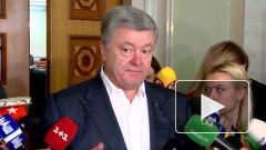 Украинский суд разрешил принудительный допрос Порошенко