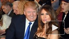 New York Post опубликовала фотографии обнаженной супруги Трампа