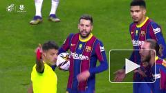 Месси могут дисквалифицировать на 12 матчей после удаления в Суперкубке Испании
