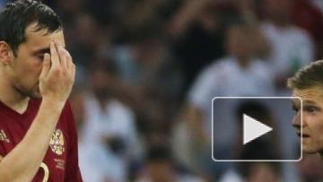 Сборная России по футболу опустилась на 53-е место рейтинга ФИФА