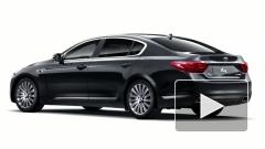 Kia Motors показала первые фотографии нового седана K9