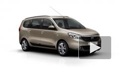 """Новый минивэн Lodgy от Renault сойдет с конвейера """"АвтоВАЗа"""""""