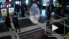 Опубликовано видео c террористом, взорвавшим автобус в Бургасе