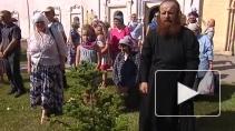 10 лет с момента возвращения святыни. В Тихвине прошли торжества в честь Тихвинской иконы Божией Матери