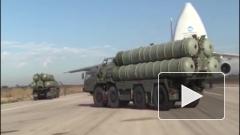 Зенитчики Крыма получили ракетный комплекс С-400 «Триумф»