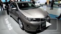 Новая Toyota Auris будет стоить от 735 тыс рублей