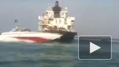 Иран задержал в Персидском заливе нефтяной танкер