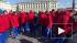 В Петербурге футболисты сборной почтили память жертв пожара в Кемерове