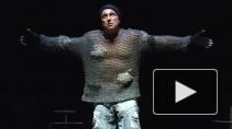 """Дмитрий Нагиев в роли кота Мартына - """"Кыся"""" на сцене ..."""