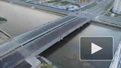 СМИ: В Петербурге официально появился мост имени Ахмата Кадырова