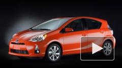 Toyota выпустит новый гибрид  Aqua