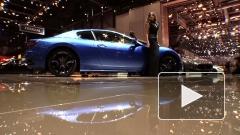 Автосалон в Женеве порадует презентацией Maserati GranTurismo Sport
