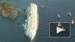Капитан Costa Concordia, погубившей 6 человек, заявил, что на карте не было скал