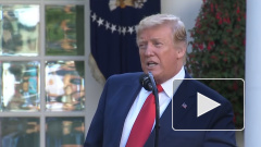 Трамп обвинил Китай в срыве торговой сделки