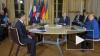 Зеленский назвал сложные переговоры с Путиным в Париже ...