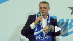 """Гендиректор """"Зенита"""" Александр Медведев уверен, что РПЛ рассмотрит вариант доиграть сезон без зрителей"""