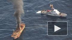 Береговая охрана США расстреляла японский корабль-призрак