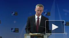 Генсек НАТО не хочет слышать мнение РФ о вступлении Украины в альянс