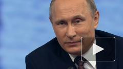 Путин заявил о готовности России продлить газовый контракт с Украиной