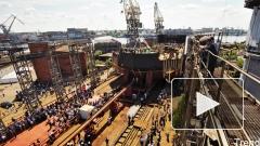 """Собственник """"Балтийского завода"""" опроверг передачу его в управление ОСК и Центробанку"""