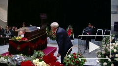 Петербург попрощался c Борисом Стругацким