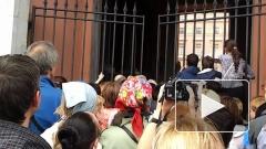 """Петербуржцы не смогли попасть во двор Михайловского замка на фестиваль """"Опера — всем"""""""