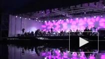 Музыка над ночным озером. Фестиваль в Гатчине