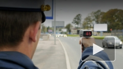 Автоинспекторам запретили измерять скорость ручными радарами